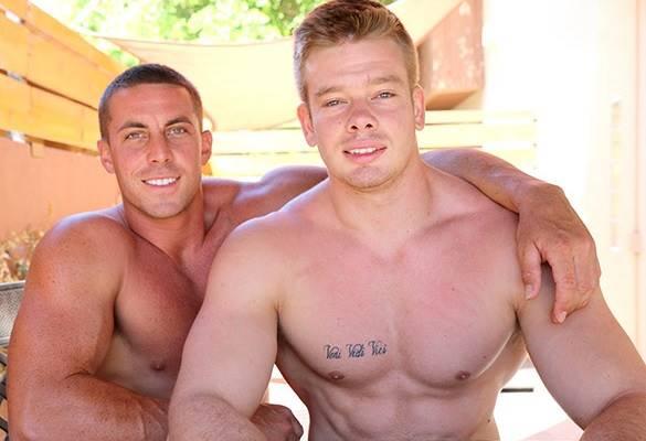 Homens se pegando – video com dois homens gostosos se pegando