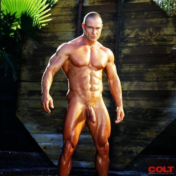 Musculosos pelados