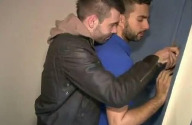 Sexo com Vizinho gay